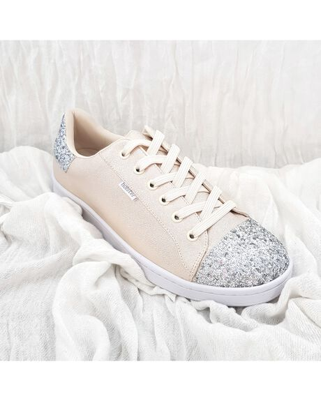CHAMPAGNE WOMENS FOOTWEAR HOLSTER SNEAKERS - HS97CHA5
