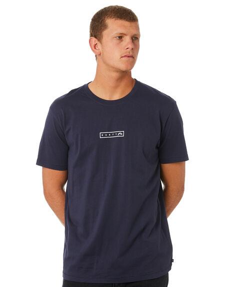 BLUE NIGHTS MENS CLOTHING RUSTY TEES - TTM2081BNI