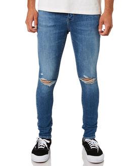 ZERO REGRETS RIP MENS CLOTHING NEUW JEANS - 33521B5148