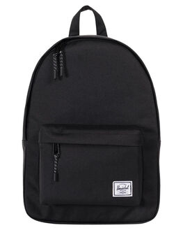BLACK MENS ACCESSORIES HERSCHEL SUPPLY CO BAGS + BACKPACKS - 10485-00001BLK