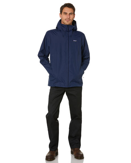 CLASSIC NAVY WORKWEAR MENS WORKWEAR PATAGONIA TOPS - SS85240CNYWW