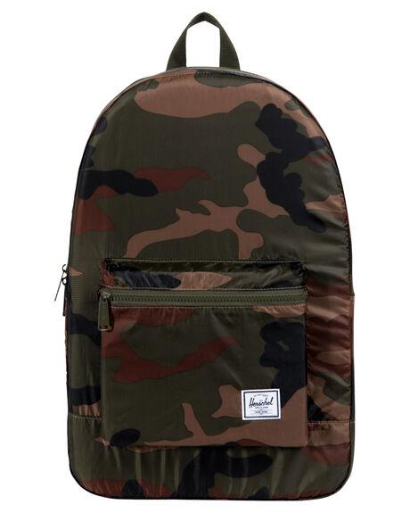 b9e55bda028 Herschel Supply Co Packable 24L Backpack - Woodland Camo