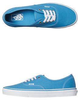 CENDRE BLUE WHITE MENS FOOTWEAR VANS SNEAKERS - VN-A38EMMONCEBLU