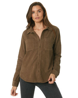 FOREST OUTLET WOMENS THRILLS FASHION TOPS - WTW9-202FFOR