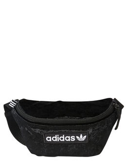 BLACK WOMENS ACCESSORIES ADIDAS BAGS + BACKPACKS - ED5877BLK