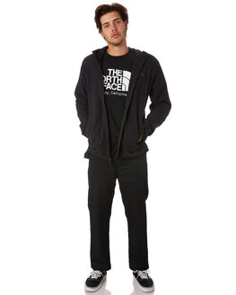 TNF BLACK MENS CLOTHING THE NORTH FACE JUMPERS - NF0A4AJBKX7