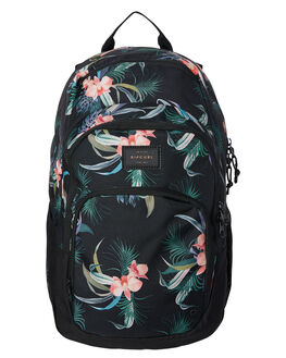 BLACK WOMENS ACCESSORIES RIP CURL BAGS + BACKPACKS - LBPHY10090