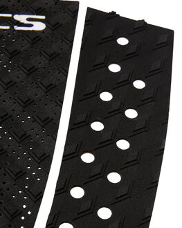 BLACK CHARCOAL BOARDSPORTS SURF FCS TAILPADS - 26824BKCH1