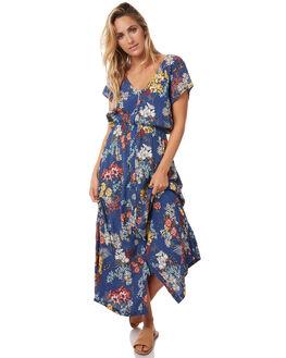 JUNGLE WOMENS CLOTHING SWELL DRESSES - S8182444JUNGL