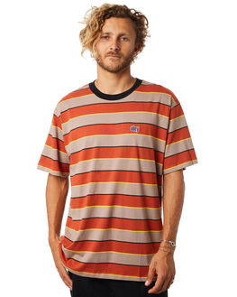 PICANTE MENS CLOTHING OBEY TEES - 131080233PMULT
