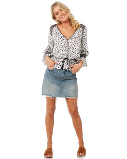 BOHEME DITSY WOMENS CLOTHING THE HIDDEN WAY FASHION TOPS - H8183168BDTSY