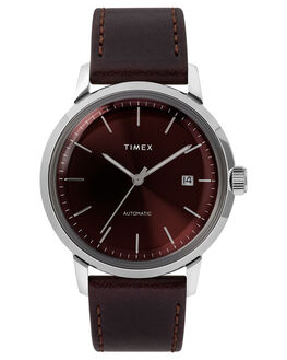 SILVER WOMENS ACCESSORIES TIMEX WATCHES - TW2T23200SIL