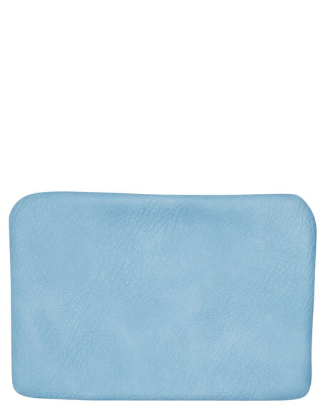 PORCELAIN BLUE WOMENS ACCESSORIES ROXY PURSES + WALLETS - ERJAA03770BFV0