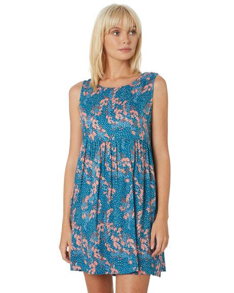 MULTI WOMENS CLOTHING VOLCOM DRESSES - B1331975MLT