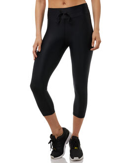 BLACK WOMENS CLOTHING THE UPSIDE PANTS - UPL1285BLK