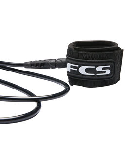 BLACK  BOARDSPORTS SURF FCS LEASHES - 2031-500-06F