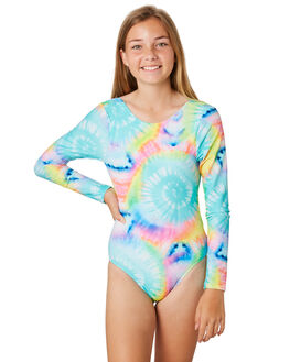 MULTI KIDS GIRLS SEAFOLLY SWIMWEAR - 15657-116MUL