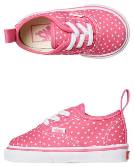 CARMINE ROSE KIDS GIRLS VANS FOOTWEAR - VNA38E8VIACROSE