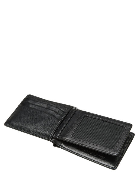 BLACK MENS ACCESSORIES NIXON WALLETS - C2969000
