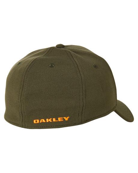 DARK BRUSH MENS ACCESSORIES OAKLEY HEADWEAR - 911545-86V