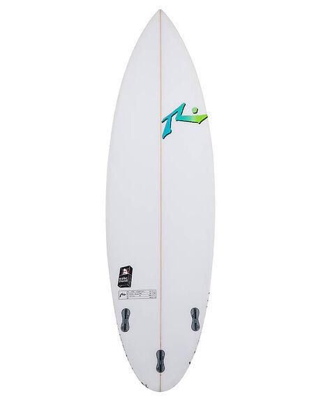 CLEAR BOARDSPORTS SURF RUSTY SURFBOARDS - RUMAGICTHUMBCLR