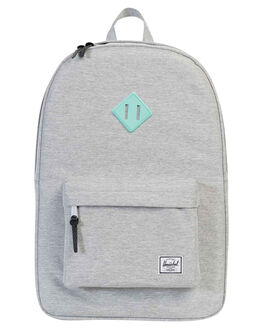 LIGHT GREY XHATCH WOMENS ACCESSORIES HERSCHEL SUPPLY CO BAGS - 10007-01578-OSGRY