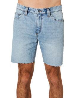 TRUSTY BLUE MENS CLOTHING ROLLAS SHORTS - 154153958