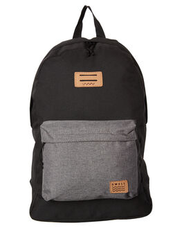 BLACK MENS ACCESSORIES SWELL BAGS - S51741500BLACK