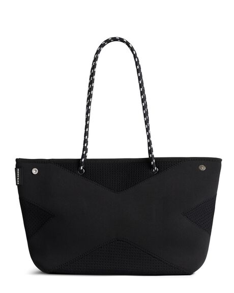 BLACK WOMENS ACCESSORIES PRENE BAGS BAGS + BACKPACKS - XBA-BLA