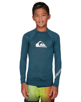 BLUE HEATHER BOARDSPORTS SURF QUIKSILVER BOYS - EQBWR03137-BSMH