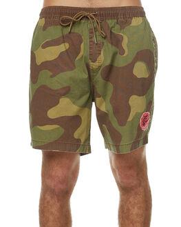 CAMO MENS CLOTHING DEUS EX MACHINA BOARDSHORTS - DMP72867CAMO