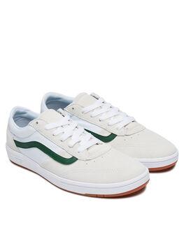WHITE MENS FOOTWEAR VANS SNEAKERS - VN0A3WLZWYOWHT