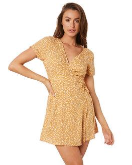 PRINT WOMENS CLOTHING INSIGHT DRESSES - 1000084669PRNT