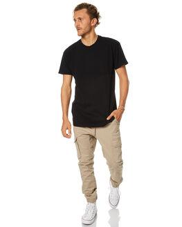 KHAKI MENS CLOTHING SWELL PANTS - S5162195KHA