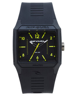 BLACK LIME MENS ACCESSORIES RIP CURL WATCHES - A30381288