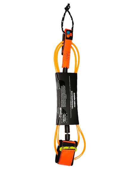 FLURO RED SURF HARDWARE CHANNEL ISLANDS LEASHES - 13129100610FRED