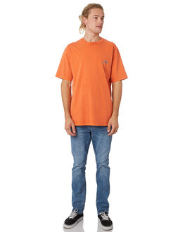 SUNSET MENS CLOTHING RUSTY TEES - TTM2161SUS