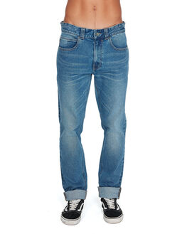 INDIGO WASH MENS CLOTHING BILLABONG JEANS - 9595352INDWS