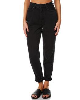 AIR BLACK WOMENS CLOTHING LEE JEANS - L-656219-CM9AIR