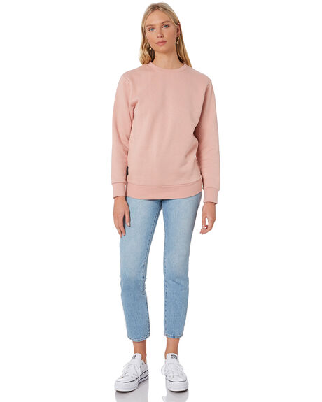 PINK WOMENS CLOTHING ALL ABOUT EVE JUMPERS - 6456176PNK