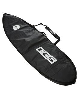 BLACK GREY BOARDSPORTS SURF FCS BOARDCOVERS - BT1-067-AP-BGYBLKGR