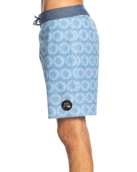 BLUE HEAVEN MENS CLOTHING QUIKSILVER BOARDSHORTS - EQYBS04558-BLF7