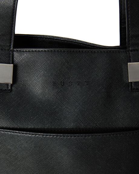 BLACK WOMENS ACCESSORIES RUSTY BAGS + BACKPACKS - BFL1073BLK