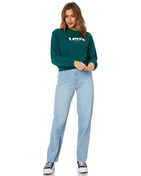 FOREST BIOME WOMENS CLOTHING LEVI'S JUMPERS - 18722-0029