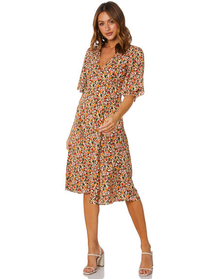 MULTI OUTLET WOMENS MINKPINK DRESSES - MP1910468MULTI