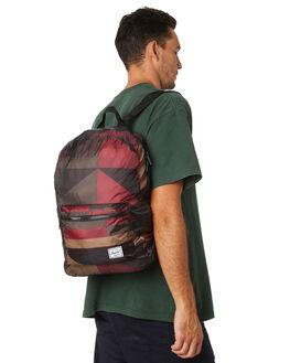 FRONTIER GEO MENS ACCESSORIES HERSCHEL SUPPLY CO BAGS + BACKPACKS - 10076-02346-OSFRONT