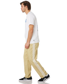 HEMP WHITE MENS CLOTHING ADIDAS PANTS - ED6596HEMP