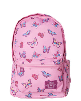BUTTERFLIES KIDS GIRLS PARKLAND BAGS + BACKPACKS - 20020-00238BTFLY