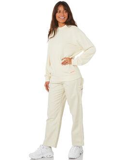 NATURAL WOMENS CLOTHING CARHARTT JUMPERS - I027736NAT