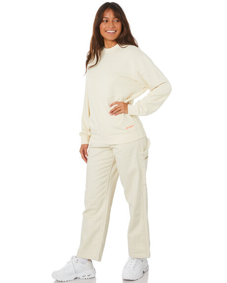 NATURAL WOMENS CLOTHING CARHARTT JUMPERS - I027736NAT